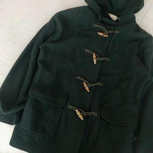 Hunter Toggle Fleece Jacket